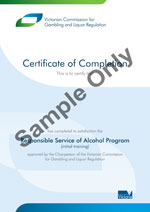 RSA Certificate VIC sample